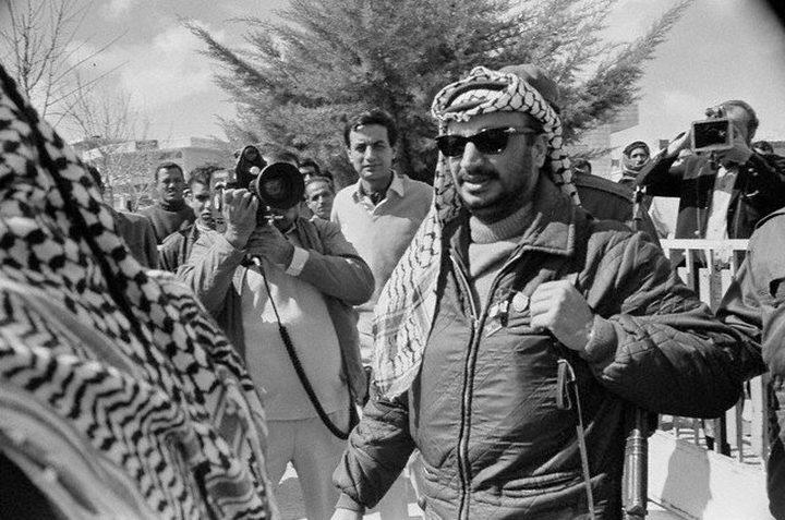 ابرز المواقف في الذكرى 14 لرحيل عرفات