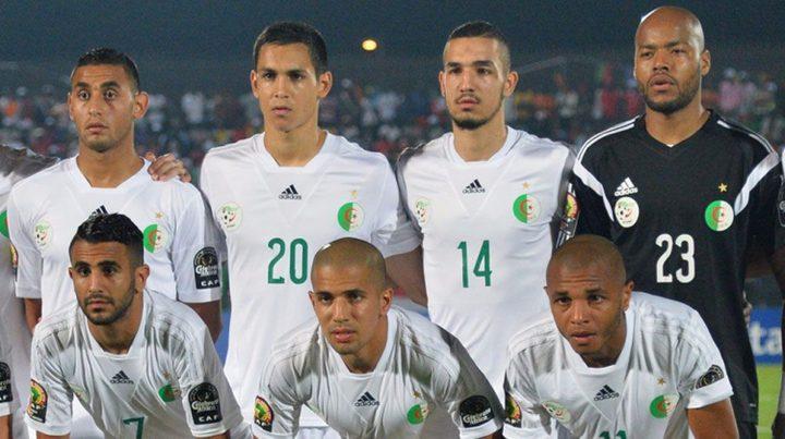 مدرب الجزائر يستبعد نجم شالكه من مباراة توجو