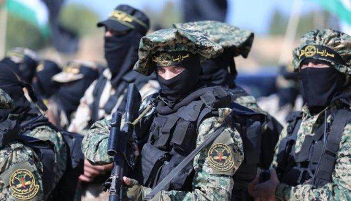 سرايا القدس تعلن النفير في صفوف مقاتليها
