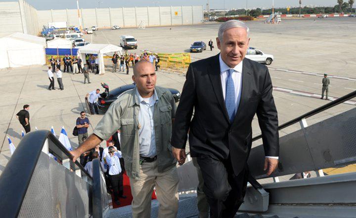 نتنياهو يقطع زيارته إلى باريس ويعود إلى تل أبيب