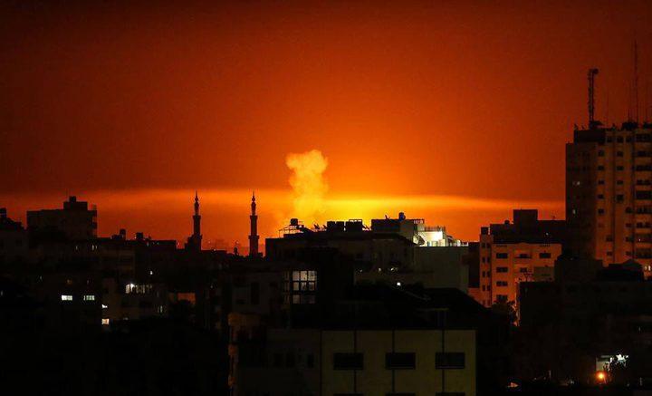 7 شهداء واصابات في استهداف إسرائيلي شرق خانيونيس