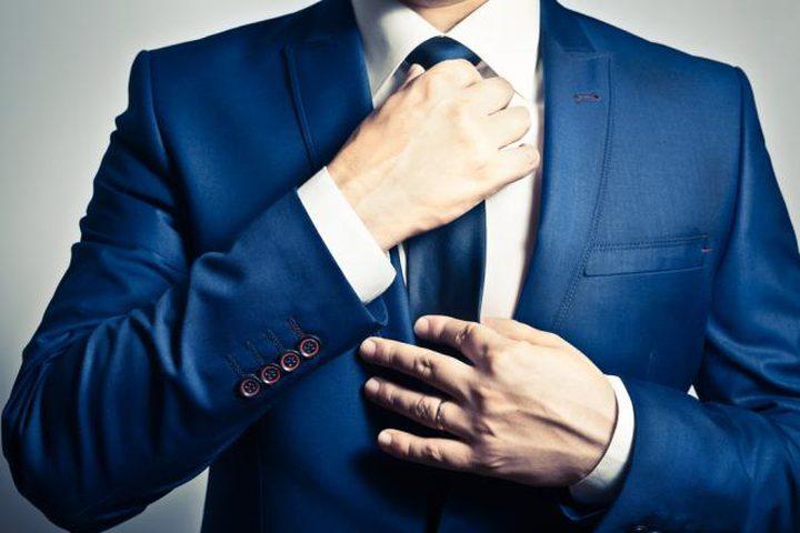 ربطة العنق قد تؤثر على صحة الرجل!