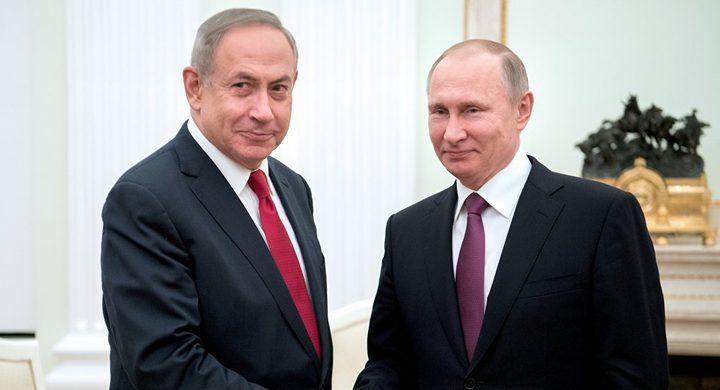 الكرملين : نتنياهو اجتمع مع بوتين في مؤتمر باريس