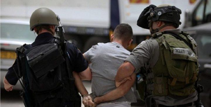 الاحتلال يعتقل فتى من اللبن الشرقية