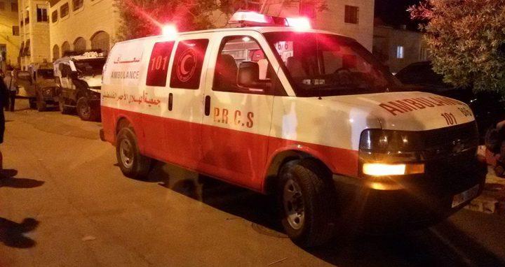 مصرع مواطن متأثرا باصابته برصاص مجهولين بالخليل