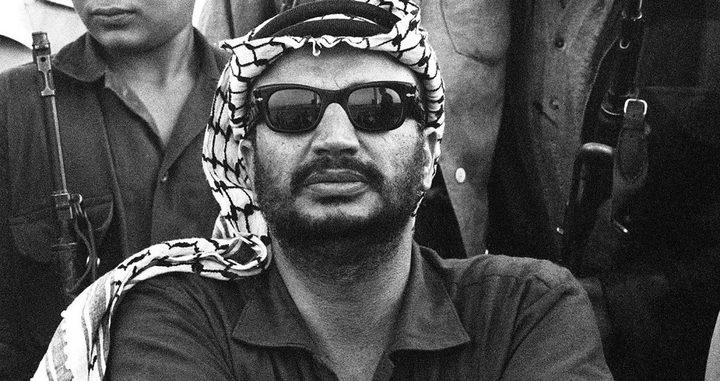 ياسر عرفات: شهيداً شهيداً شهيداً