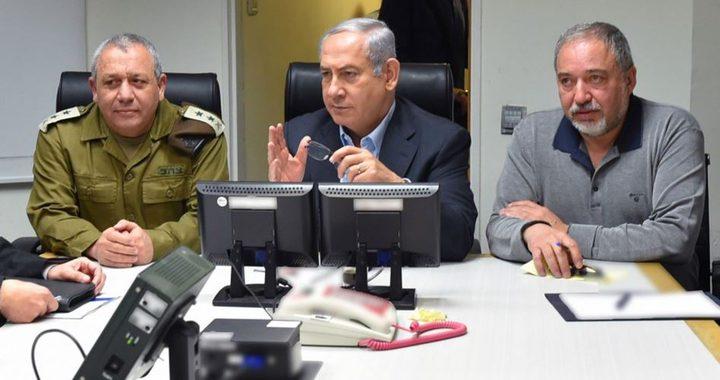نتنياهو تجند لتضليل حماس