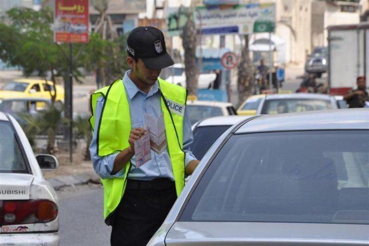 الشرطة تشرع بتطبيق نظام الحجز الإداري للمركبات