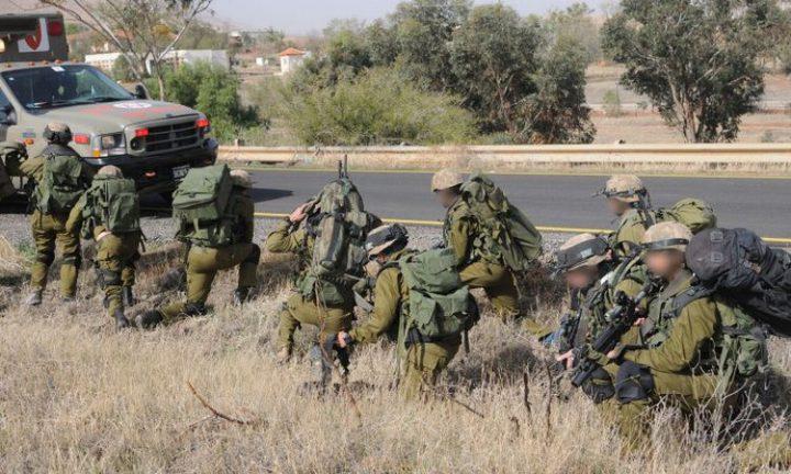 الاحتلال يغلق بعض الطرق القريبة من قطاع غزة