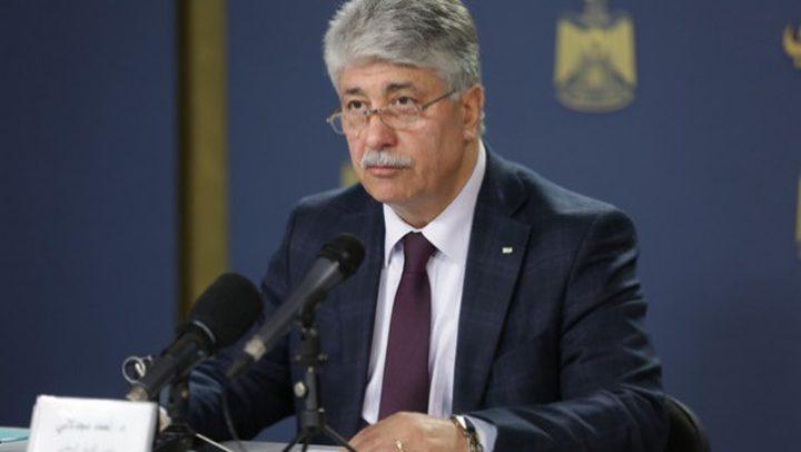 مجدلاني وسفير اوكرانيا يبحثان العلاقات الثنائية