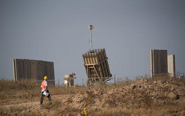 قوات الاحتلال تعزز بطاريات القبة الحديدية والمشاة
