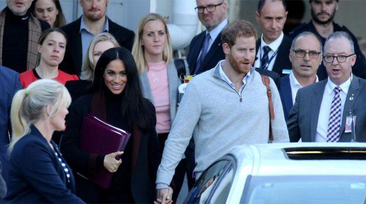 الأمير هاري وميغان ماركل يزوران أستراليا