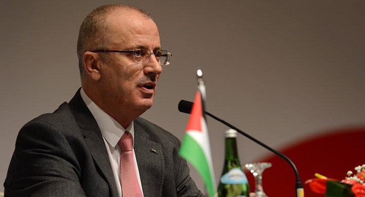 رئيس الوزراء يدين العداون على غزة