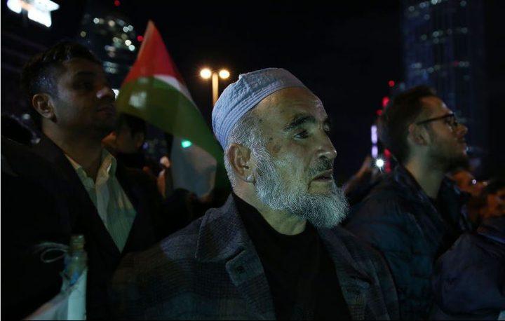 اسطنبول تصلي الغائب على شهداء غزة