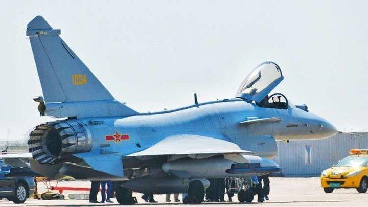 الصين تكشف عن مقاتلة ذات قدرة فائقة على المناورة