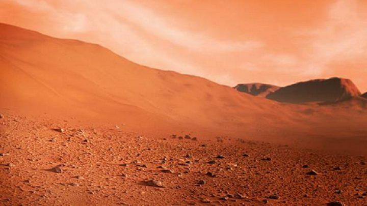 بكتيريا معدلة تنتج أكسجينا قابلا للتنفس على المريخ