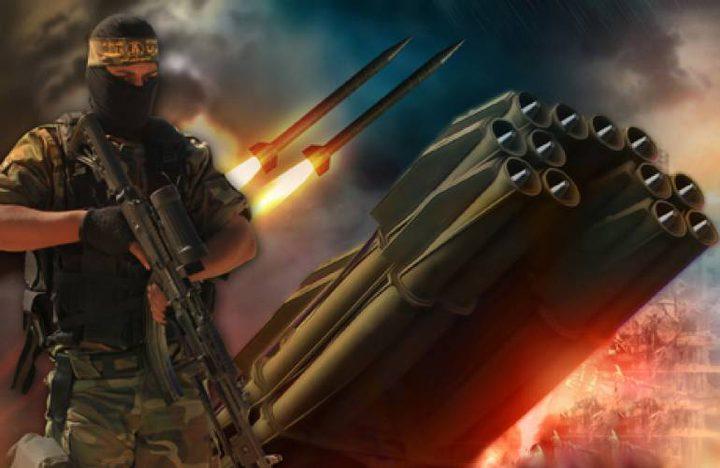 """سرايا القدس تكشف عن صاروخها الجديد """"جحيم عسقلان"""""""