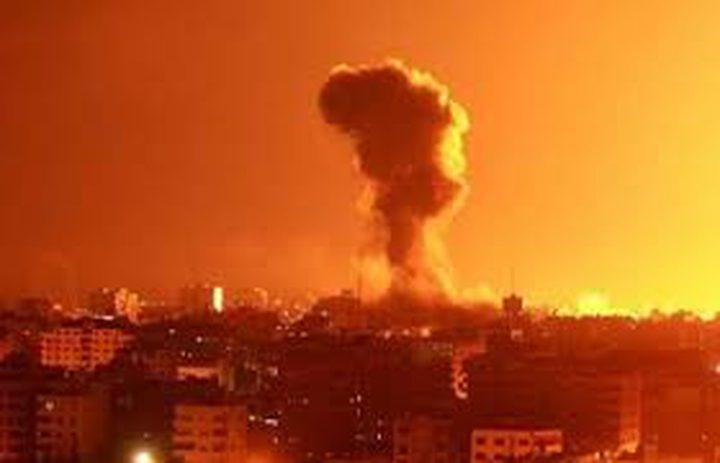الاحتلال: استهدفنا 160 موقعًا في قطاع غزة