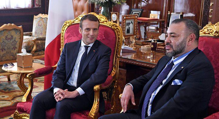 ماكرون يزور المغرب غدا لإطلاق أول قطار فائق السرعة