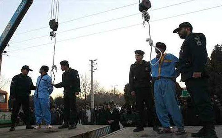 إيران تحتجز المئات وتعدم أخرين في الأحواز