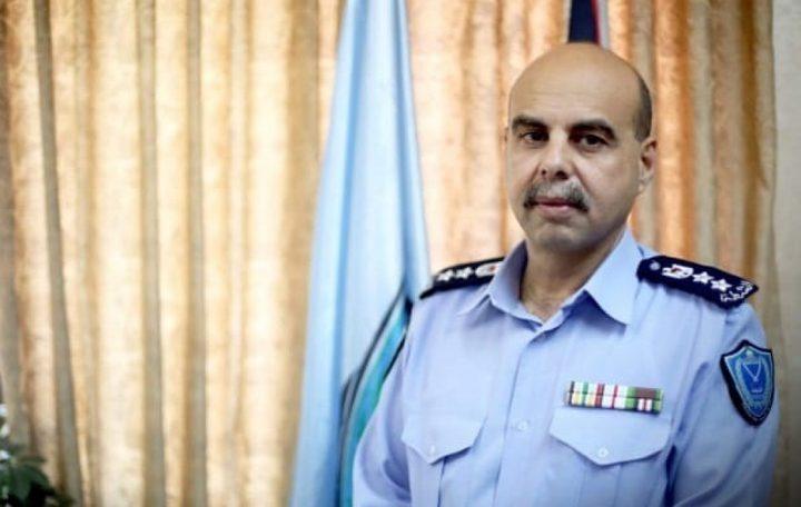 ازريقات:عطالله يُوقف العميد أحمد أبو الرب عن العمل