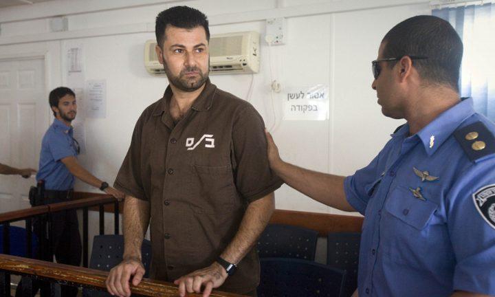 محكمة الاحتلال تصدر قرارا بسجن الناشط أبو رحمة