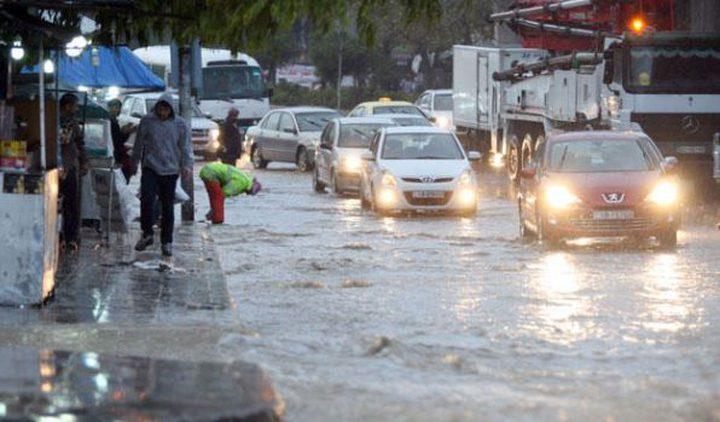 سلطة المياه: موسم مطري وفير هذا العام