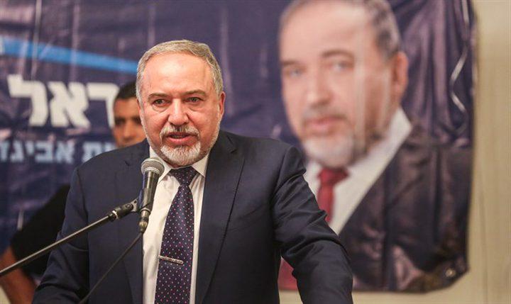 """هل يطيح العدوان على غزة بـ""""ليبرمان""""؟"""