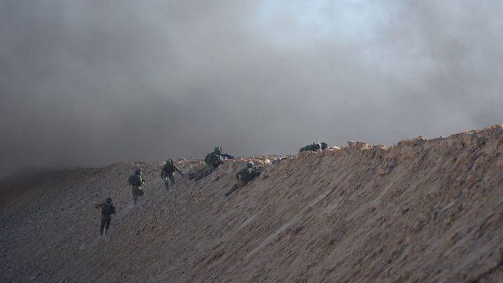 قوات الاحتلال تعتقل مواطن على الحدود مع القطاع