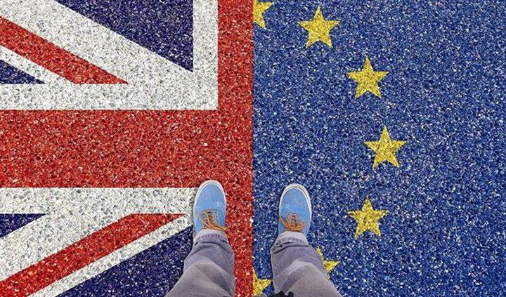 """لندن وبروكسل تتفقان على مشروع معاهدة حول """"بريكست"""""""