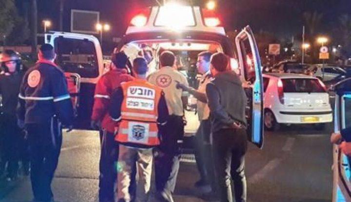 إصابة 5 جنود بجراح طفيفة في عملية طعن بالقدس