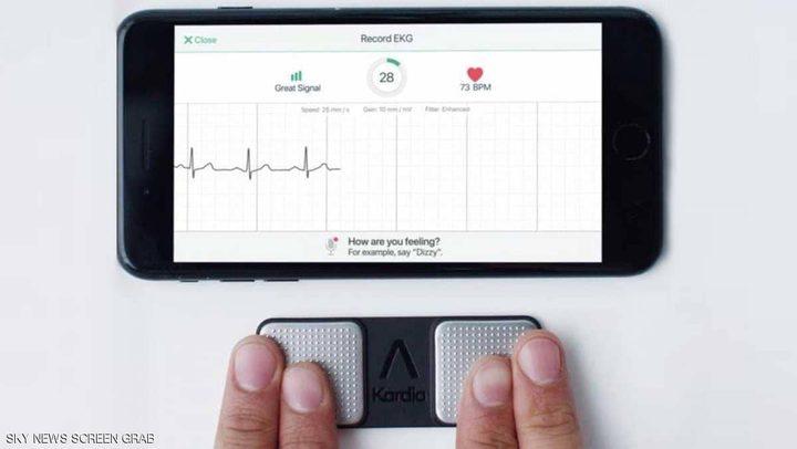 """تطبيق ذكي يتوقع حصول """"الأزمة القلبية"""" القاتلة"""