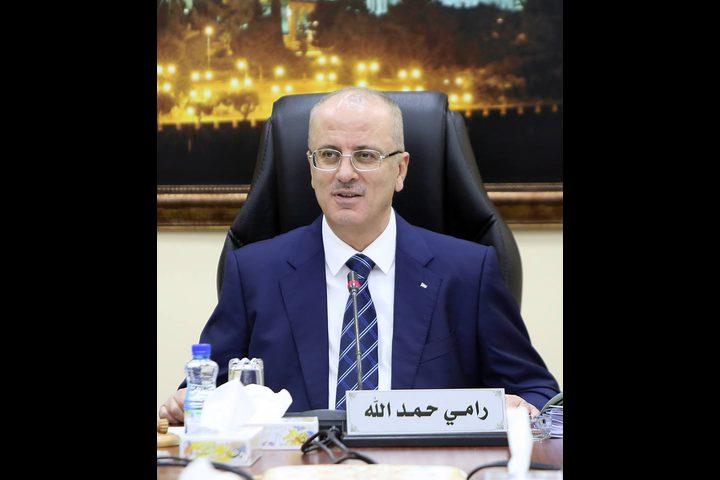 الحمد الله: المطلوب التوحد لحماية منظمة التحرير