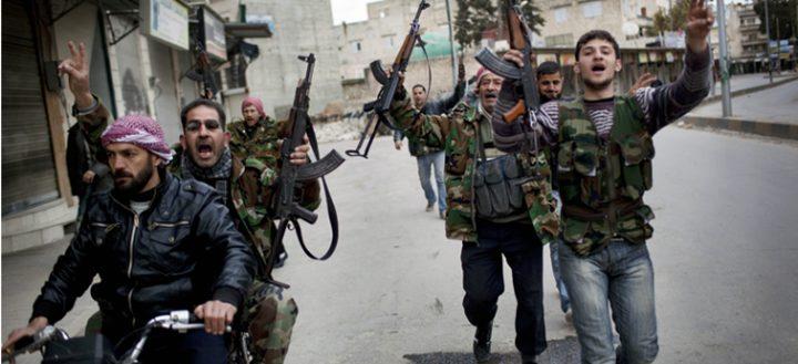 25 قتيلا في اشتباكات بين فصائل سورية تدعمها أنقرة