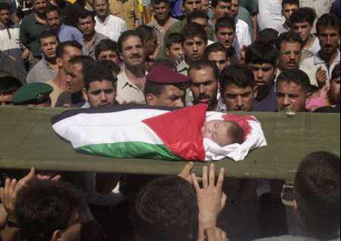 2070 طفلًا قتلهم الاحتلال خلال 18 عامًا