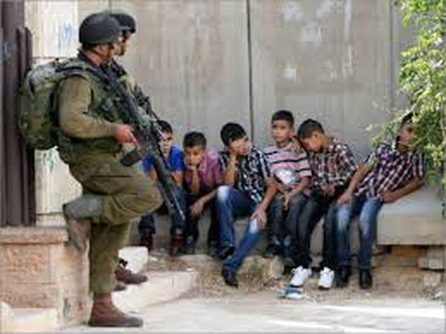 المطالبة بتوفير الحماية الدولية لأطفال فلسطين