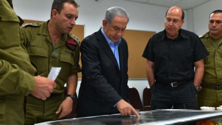 نتنياهو: مستعدون للعمل في غزة  لأجل أمن إسرائيل