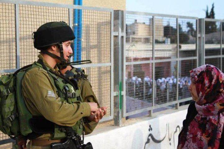 الاحتلال يقتحم التربية ومدرسة الايتام في القدس