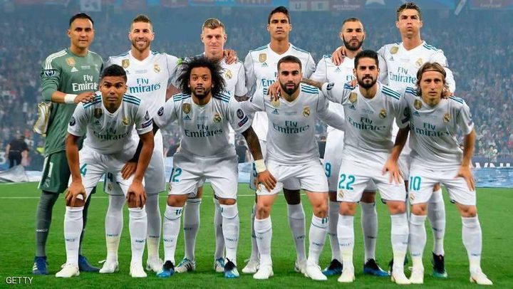 نبأ سعيد لريال مدريد قبل مواجهة إيبار