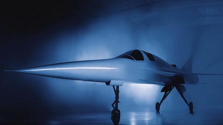 فرنسا تطور طائرة ركاب فرط صوتية