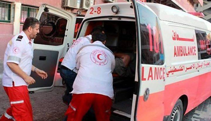 وفاة طفل جراء حريق بأحد المنازل في نابلس