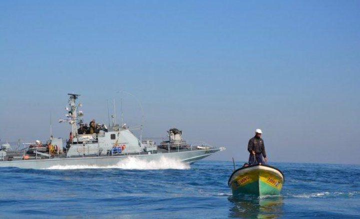 الاحتلال يعتقل 3 صيادين شمال قطاع غزة