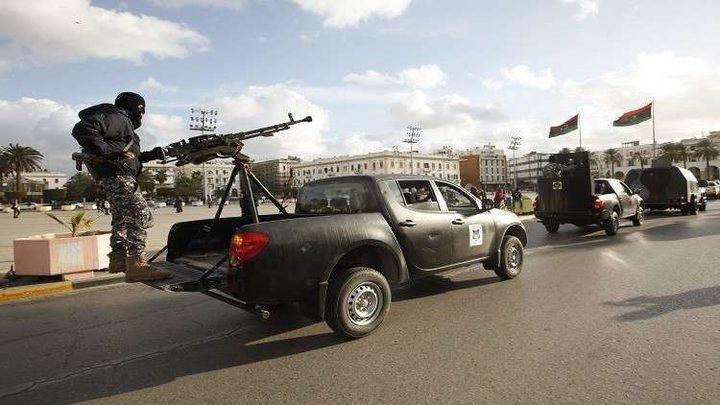 9 قتلى بهجوم على مركز شرطة تازربو جنوب شرقي ليبيا