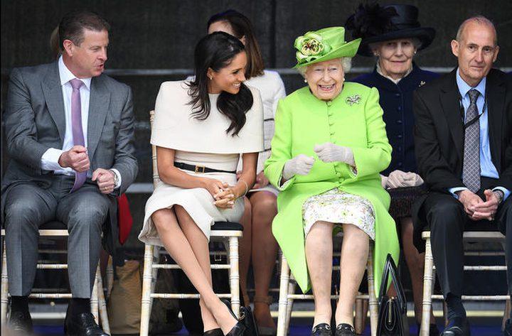 """منع """"ميغان"""" من الحديث مع الملكة لهذا السبب!"""