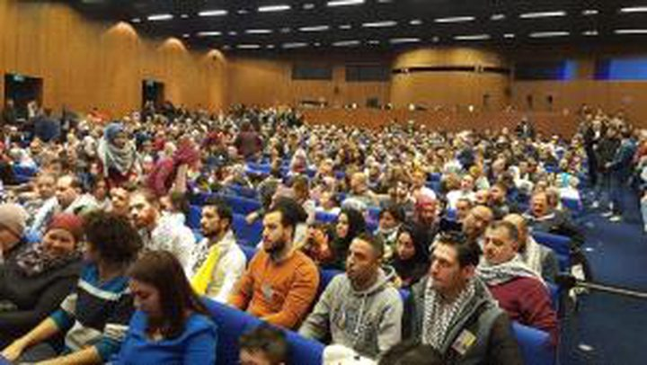 إحياء ذكرى الرئيس ياسر عرفات في بروكسيل