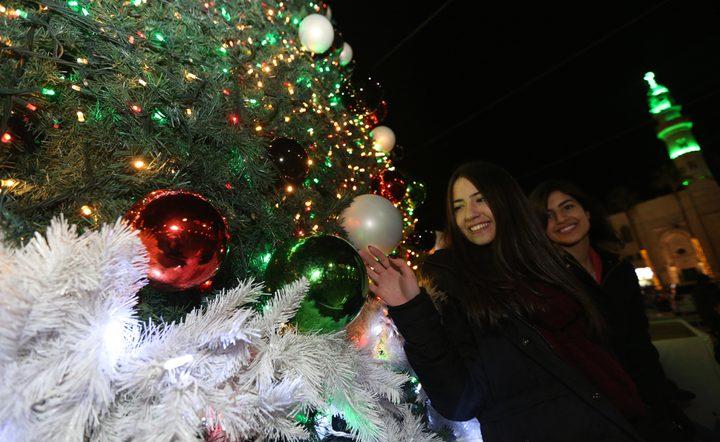 بلدية بيت لحم تحضر لاستقبال أعياد الميلاد المجيدة