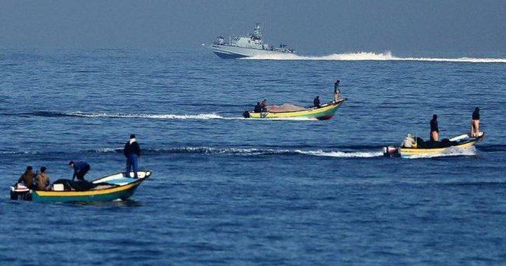 الاحتلال يفرج عن ثلاثة صيادين