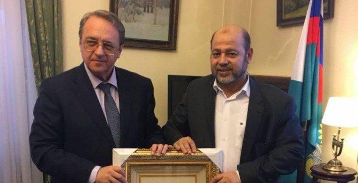 المالكي: نتابع زيارة حماس لموسكو