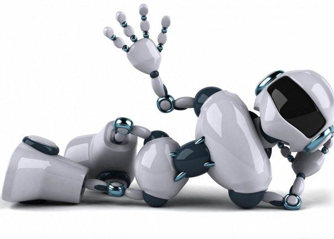 """ابتكار روبوت خاص بفئة """"الكسالى"""" !"""