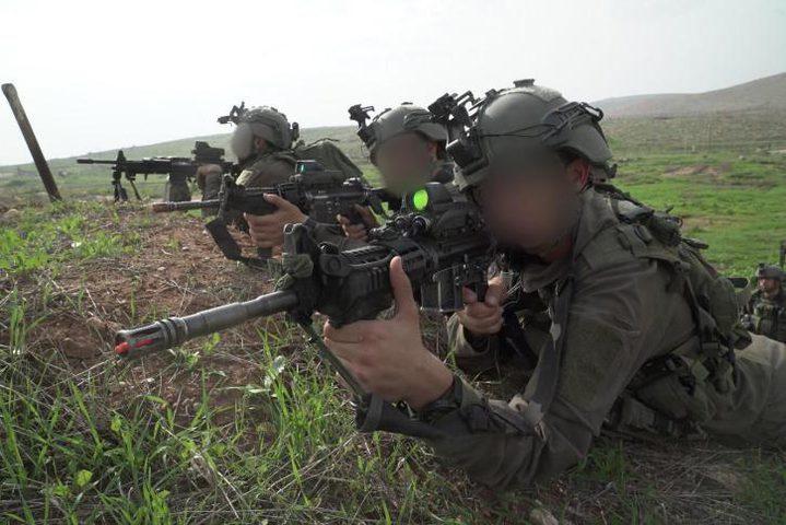 قوات الاحتلال تحاكي القتال في غزة ولبنان